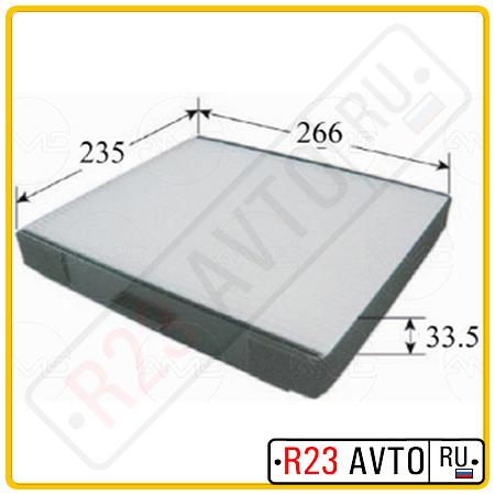 Фильтр салона AMD <976193E000> AMD.FC26