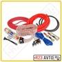 Установочный комплект проводов AURA AMP-2408 (4 Channel 8GA)