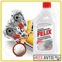 Промывка двигателя FELIX 500ml
