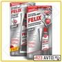Герметик-прокладка силиконовый FELIX Серый <999> 100g