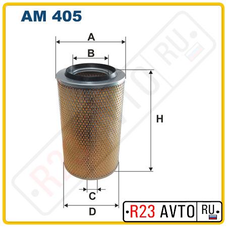 Воздушный фильтр FILTRON AM405