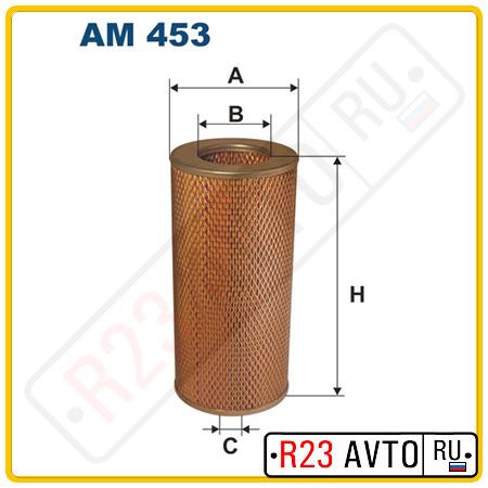 Воздушный фильтр FILTRON AM453