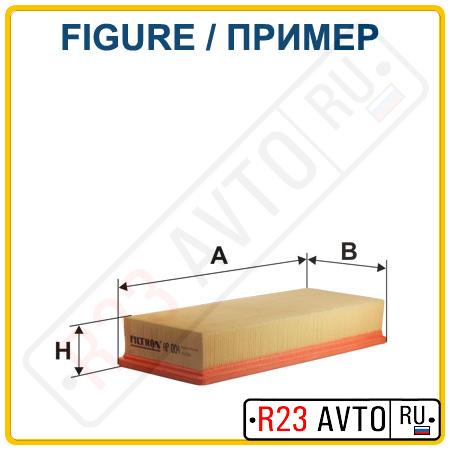Воздушный фильтр FILTRON AP062/1 (SKODA 2013)