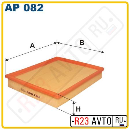 Воздушный фильтр FILTRON AP082