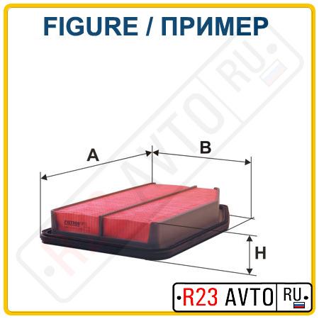 Воздушный фильтр FILTRON AP122/8