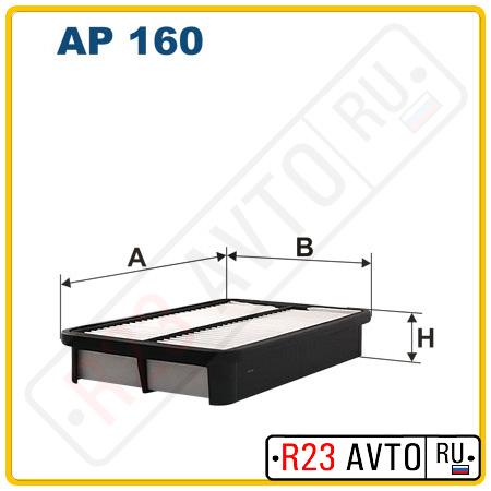 Воздушный фильтр FILTRON AP160