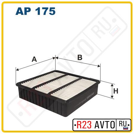 Воздушный фильтр FILTRON AP175