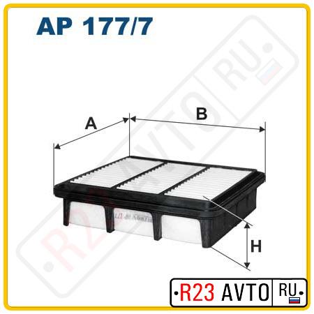 Воздушный фильтр FILTRON AP177/7