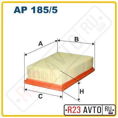 Воздушный фильтр FILTRON AP185/5