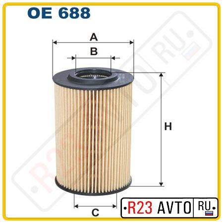 Масляный фильтр FILTRON OE688
