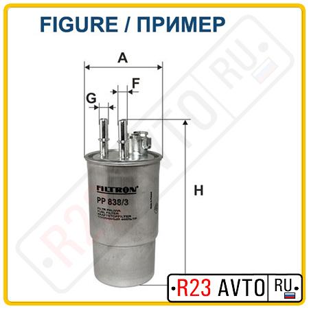Топливный фильтр FILTRON PP985