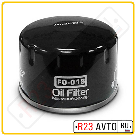 Масляный фильтр FORTECH FO-018
