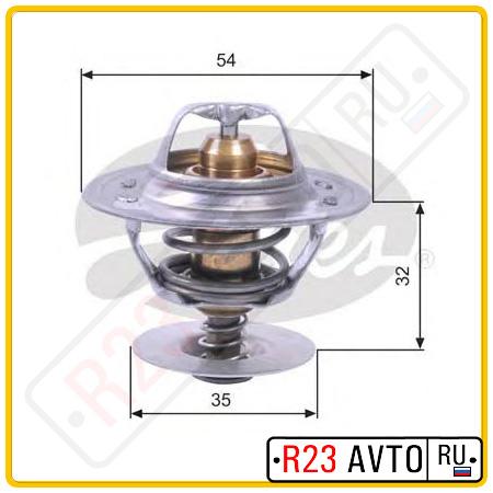 Термостат GATES TH11287G1 (AUDI / VW)