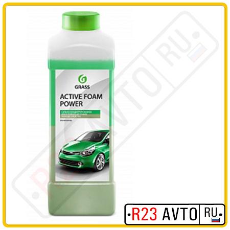 GRASS 113140 Active Foam Power (бесконтактная мойка) 1L