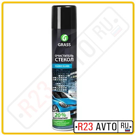 GRASS Clean Glass (очиститель стекол) спрей 750ml
