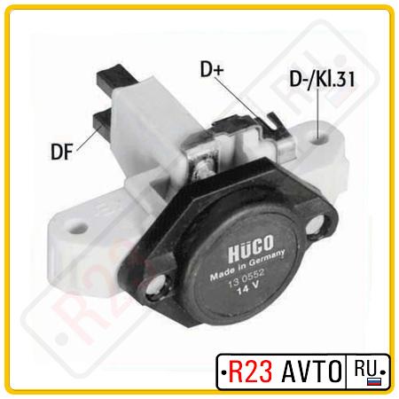Щеточный узел генератора HUCO 13 0552 (14V)