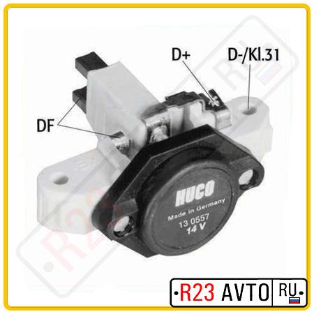 Щеточный узел генератора HUCO 13 0557 (14.5V)