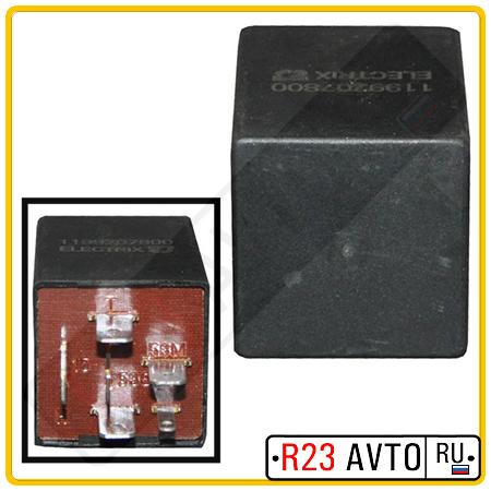 Реле JP 1199207800 (омывателя)