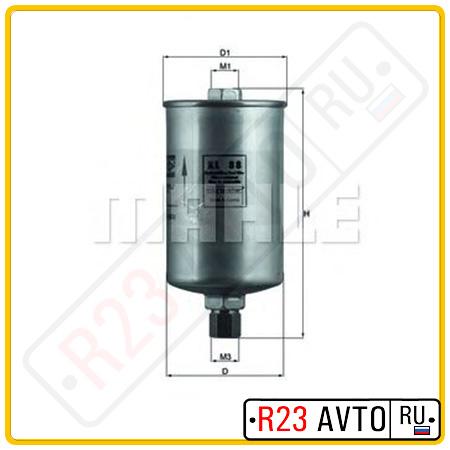 Топливный фильтр KNECHT KL88