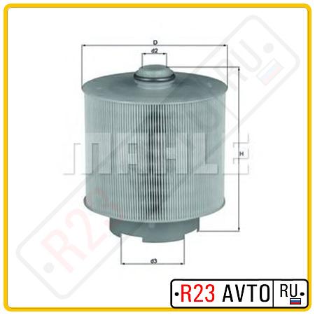 Воздушный фильтр KNECHT LX1006/2D