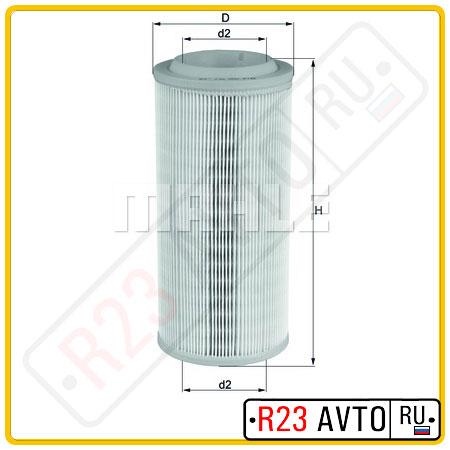 Воздушный фильтр KNECHT LX1595