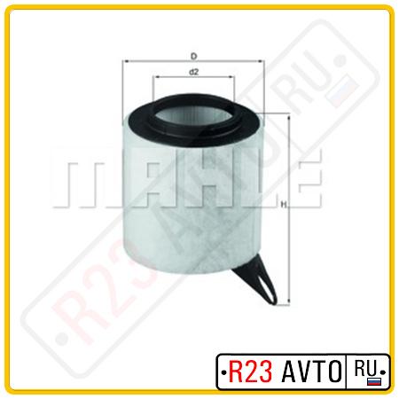 Воздушный фильтр KNECHT LX1651 <13717532754> BMW