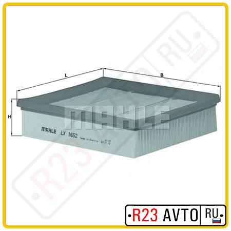 Воздушный фильтр KNECHT LX1652