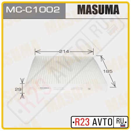 Фильтр салона MASUMA <8713948050> MC-C1002