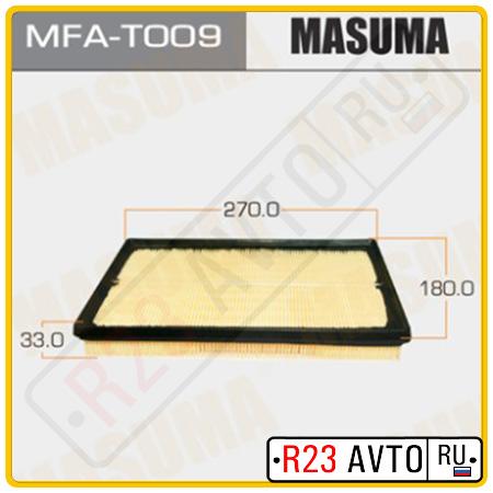 Воздушный фильтр MASUMA MFA-T009