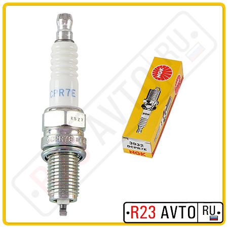 Свечи зажигания NGK 3932 Ni X1 (12x19R7C-16 DCPR7E) SHEVROLET Cobalt 1.5