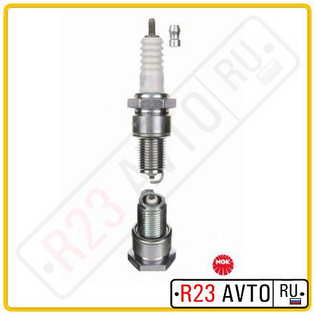 Свечи зажигания NGK 7822 Ni X1 (14x19R6C-21 BPR6ES)