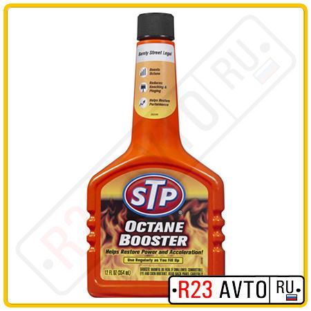 Присадка STP 65382 Октан+ 360ml