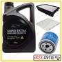 Комплект ТО для HYUNDAI/KIA (3 фильтра и масло)