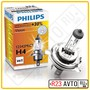 Лампа H4 [P43t] PHILIPS 12342PRC1 (12V 60/55W) +30%