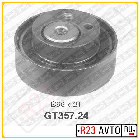 Ролик ремня ГРМ SNR GT357.24