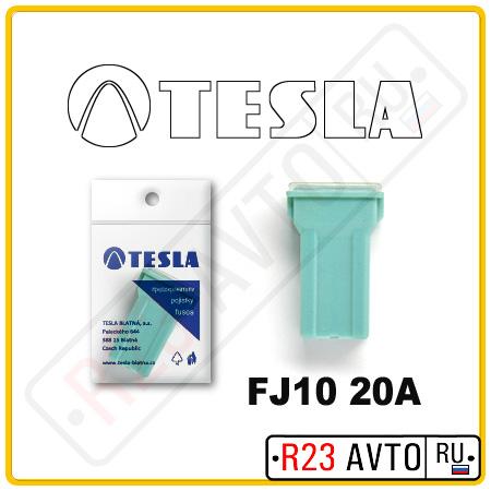 Предохранитель TESLA FJ10 20A