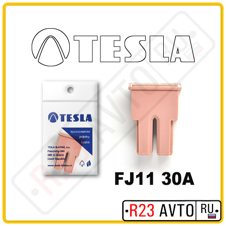 Предохранитель TESLA FJ11 30A