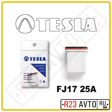 Предохранитель TESLA FJ17 25A