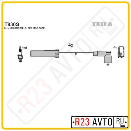 Провода высоковольтные TESLA T930B<S> (RENAULT Logan 1.4/1.6L)