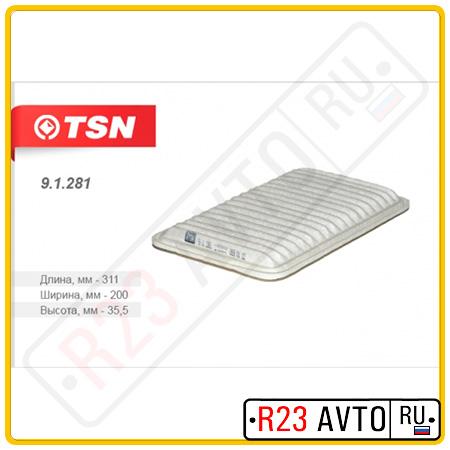 Воздушный фильтр TSN 9.1.281